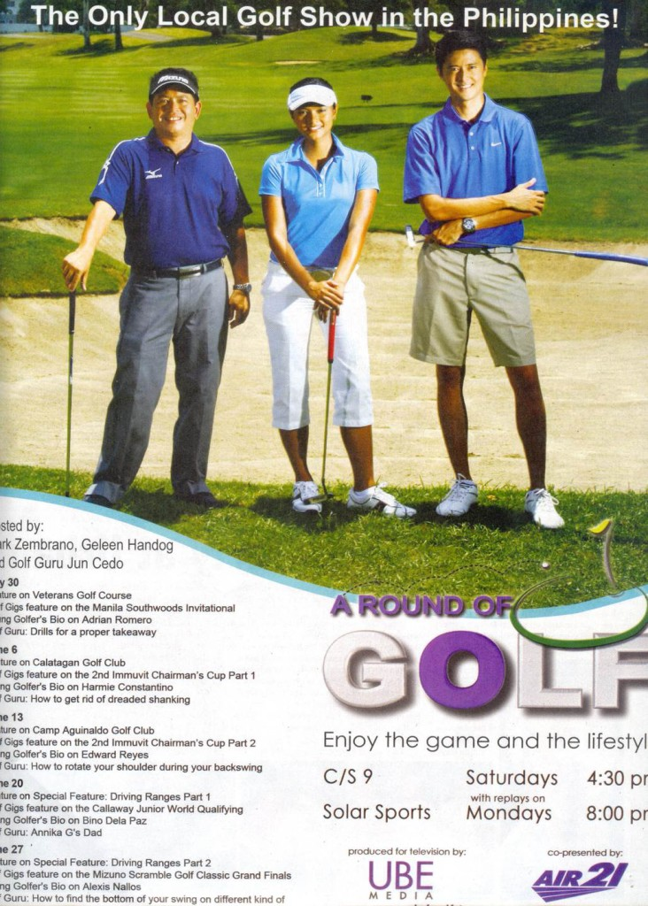 Inquirer golf
